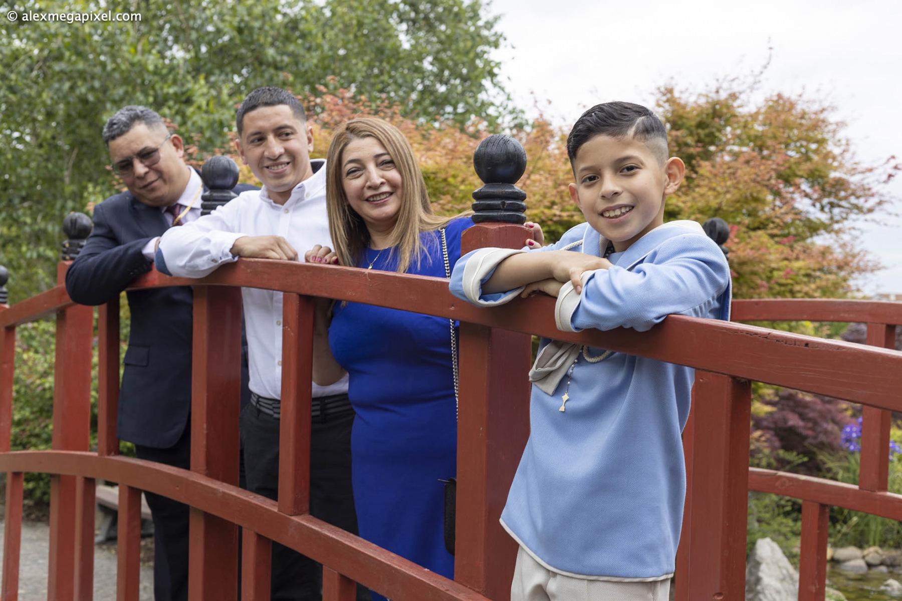 Comunión en Pamplona fotos niño