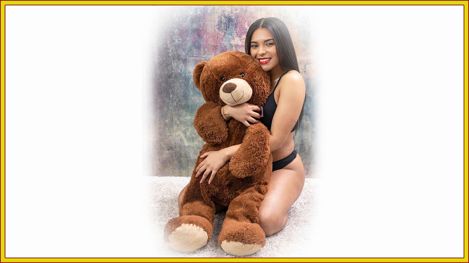 fotos boudoir sexy modelo