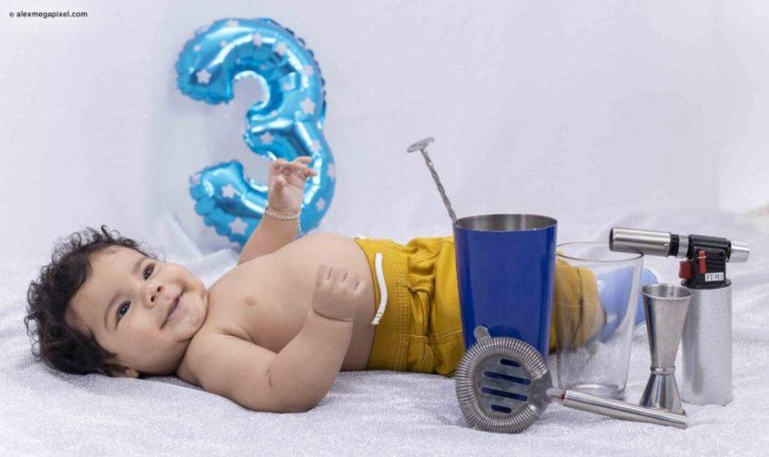 Fotos recién nacido en Pamplona