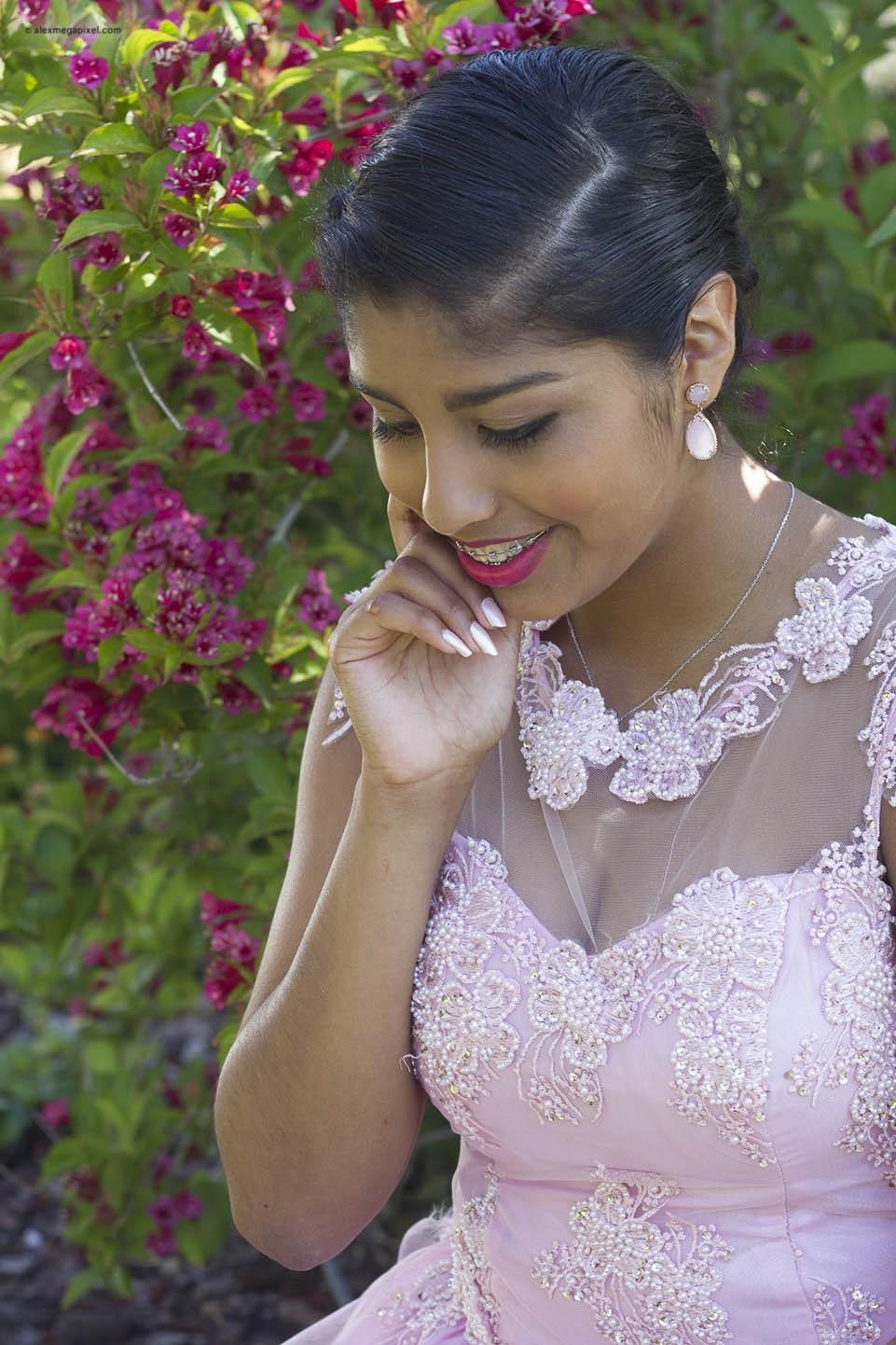 quinceañera bonita fotos