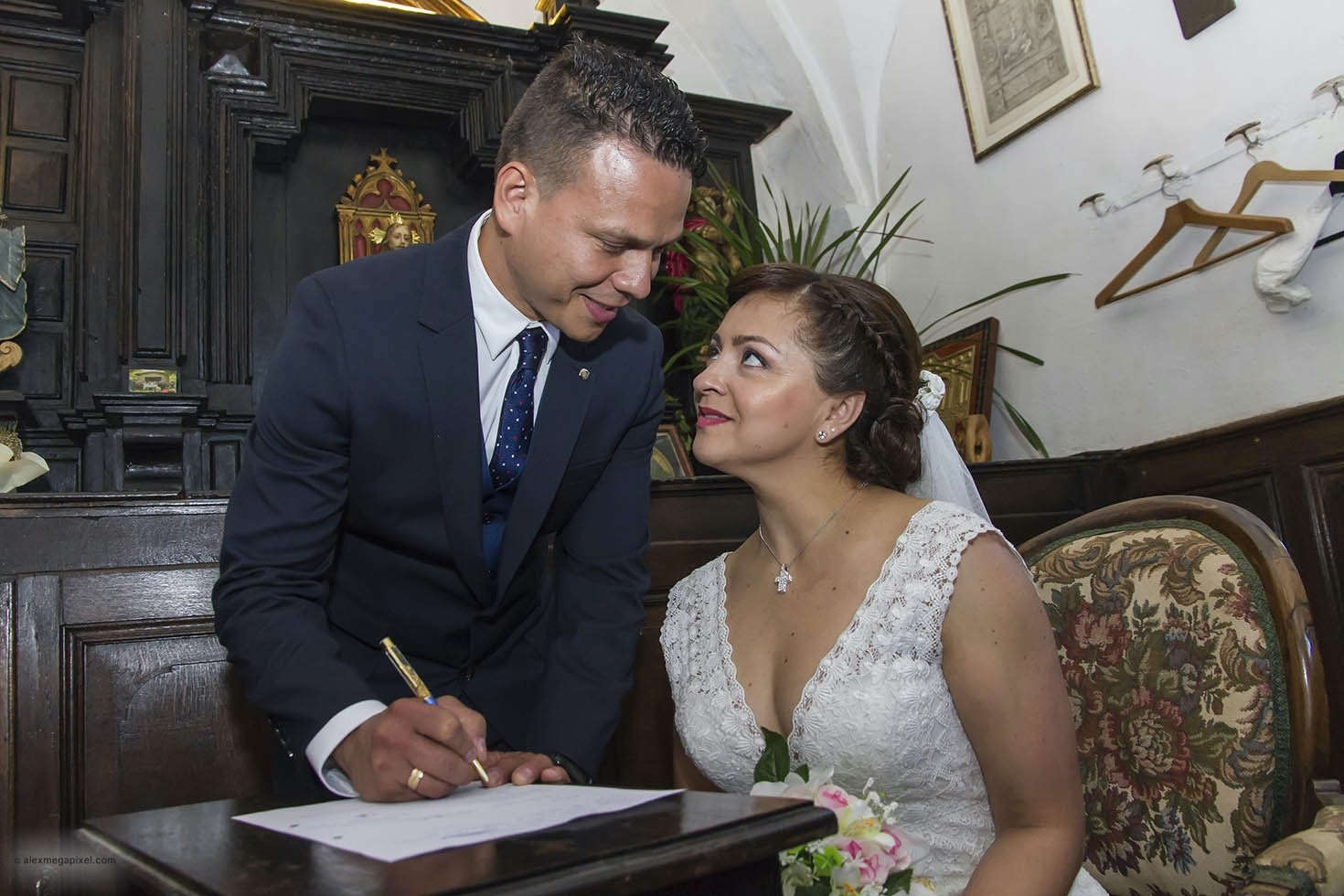 fotos de boda vestidos de novia